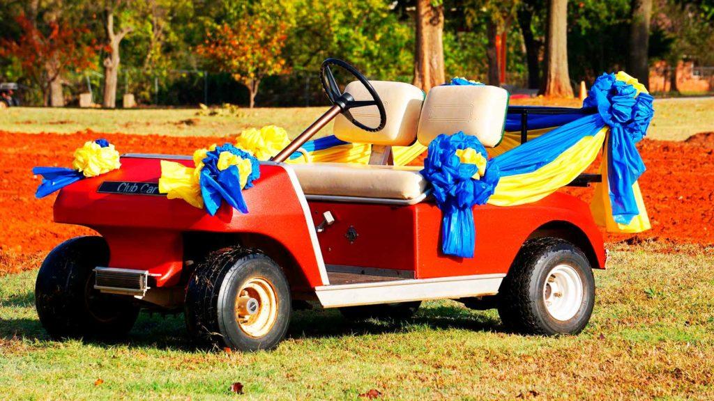 Elektriske golfbiler